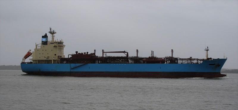 159m LPG Carrier - 20815 cbm For Sale
