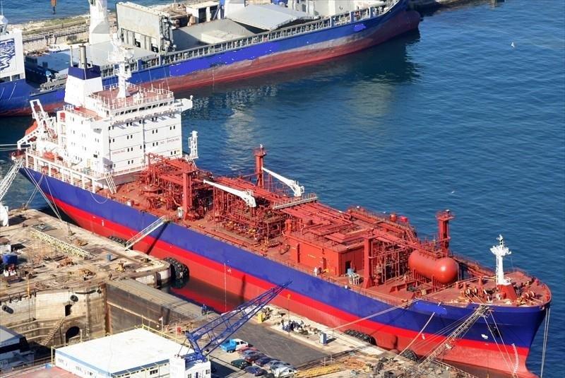 160m LPG Carrier - 24071 cbm  For Sale