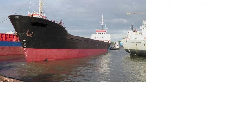 70m General Cargo Vessel - DWT 1298 For Sale