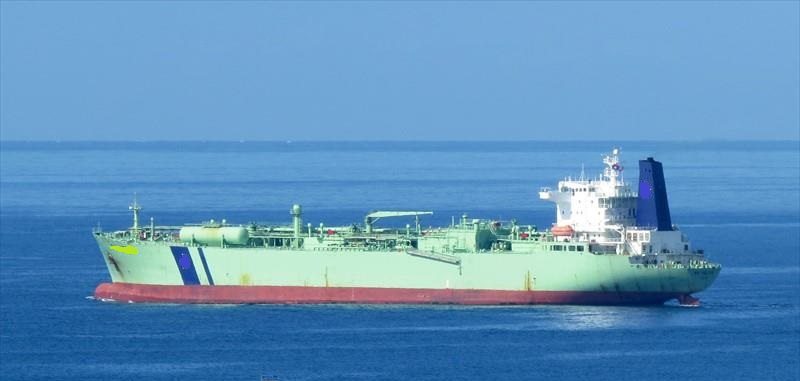205m LPG Carrier Double Hull - 57160 cbm For Sale