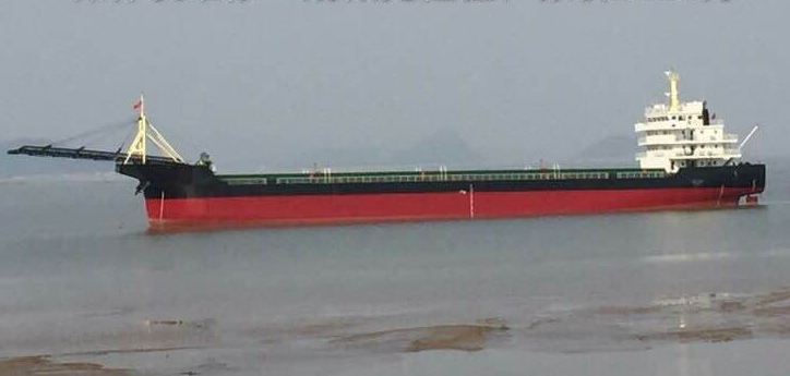 113m Sand Carrier Self Suction Self Unloading - DWT 7151 For Sale