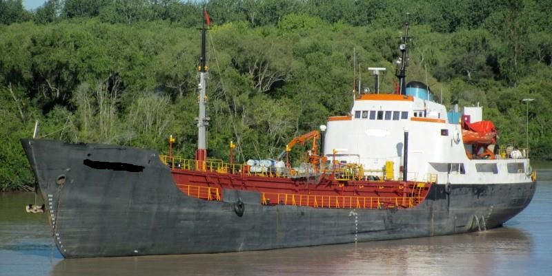 82m Oil Product Tanker Single Hull - DWT 3500 For Sale