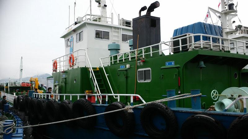 54m Bunkering Tanker Double Hull - DWT 944 For Sale