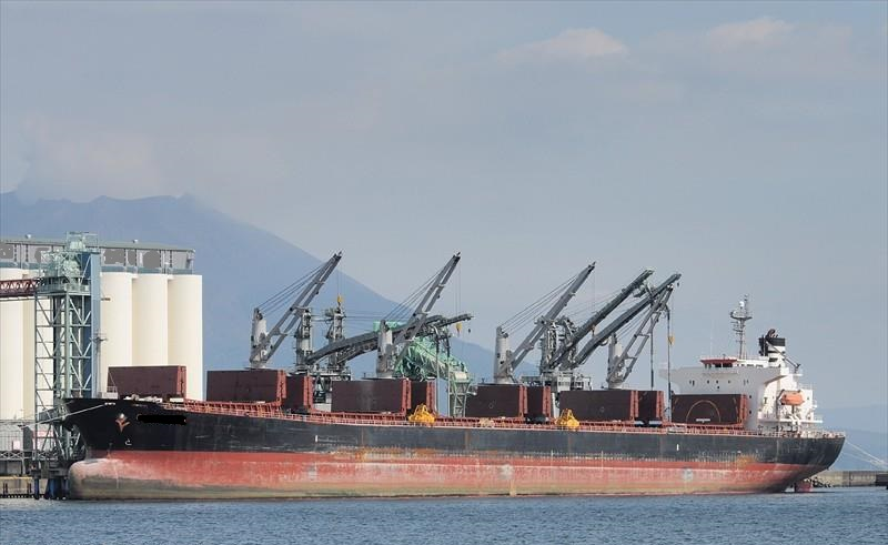 183m Handymax Bulk Carrier - DWT 52415 - Horizon Ship