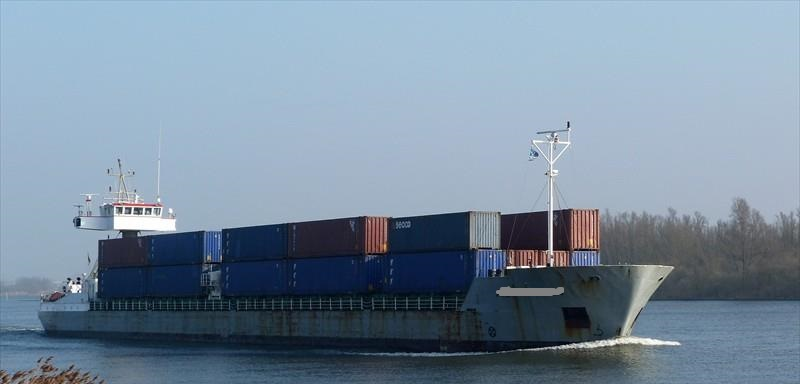 109m Sea River Container Ship - DWT 3187 For Sale