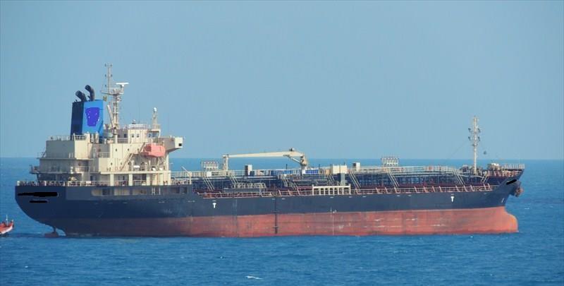 144m Oil Chemical Tanker Built 2009 - DWT 19998