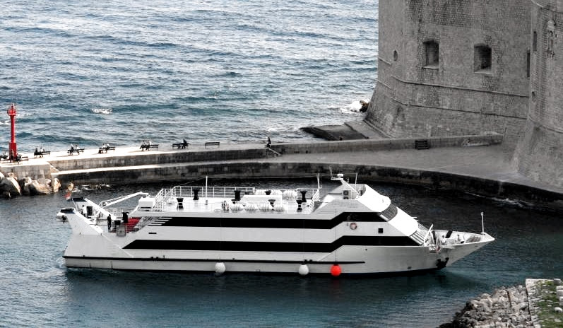 45m Passenger Day Cruiser - 400 Passengers For Sale