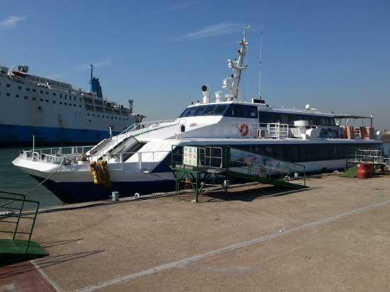 31m High Speed Catamaran Passenger Ferry - 274 Passengers For Sale