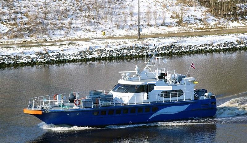 23m Fast Crew Boat - 12 Passengers For Sale