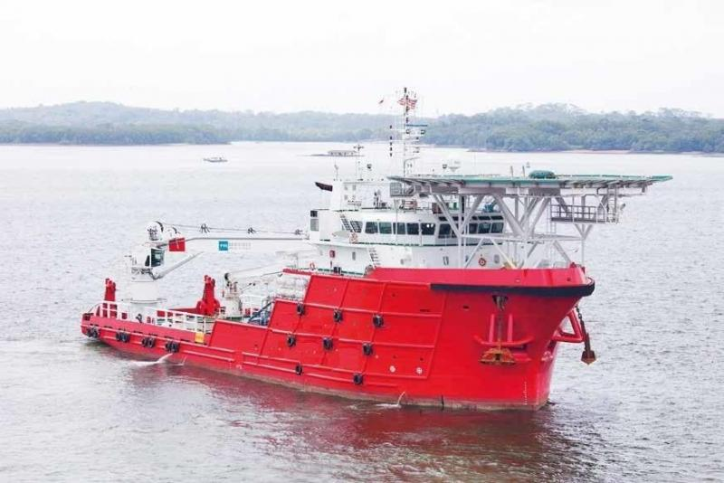 76m Subsea Operations Vessel Built 2006 - DP2 For Sale