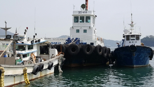 31m Harbor Tug Boat 1994 - Twin Screw For Sale
