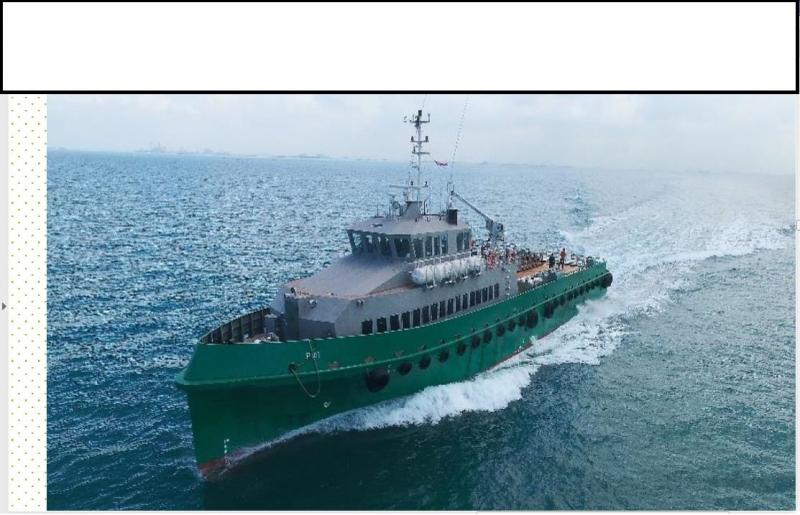 40m Fast Support Intervention Vessel New Built - 70 Passengers For Sale
