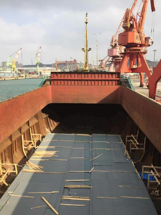 98m General Cargo Ship 2005 - Single Decker - DWT 5449 For Sale