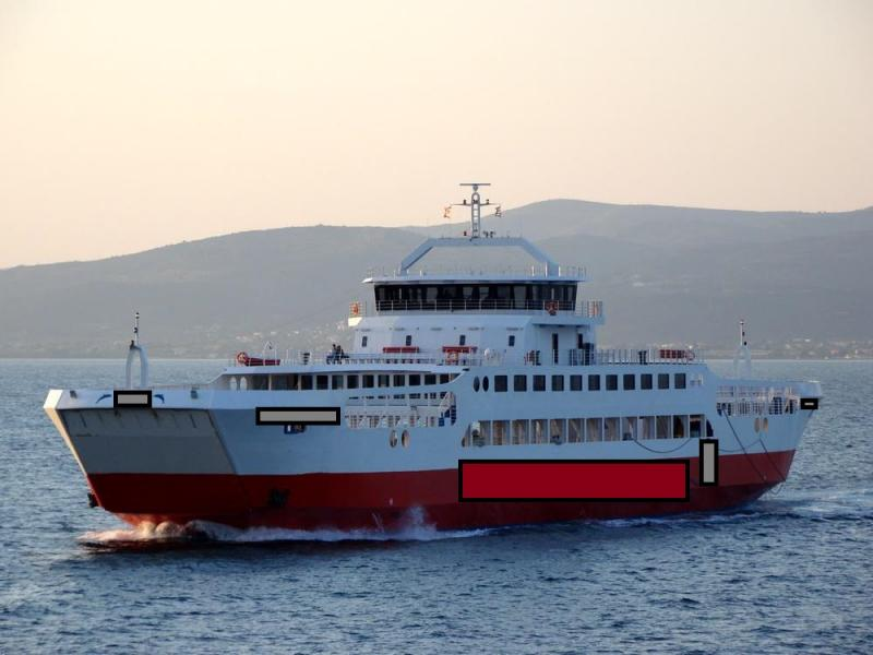100m RoRo Passenger Car Ferry Built 2016 - 1500 Passengers For Sale