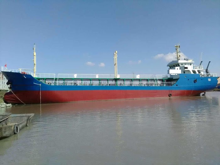 54m New Built Product Tanker - DWT 845 For Sale