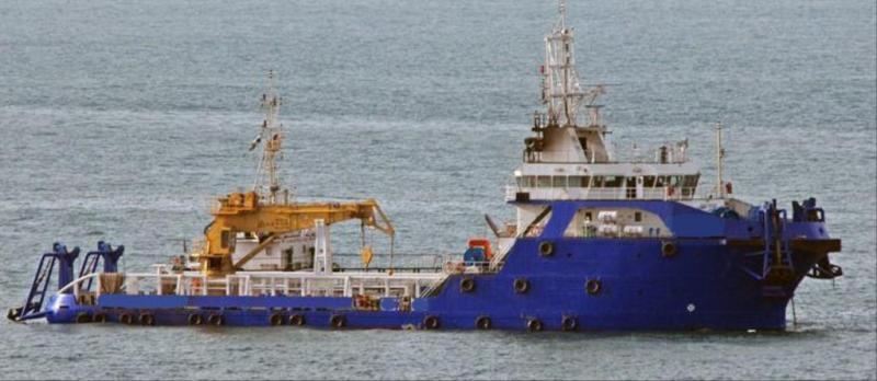 68m Offshore Dive Support Vessel - 50 Men Accommodation For Sale