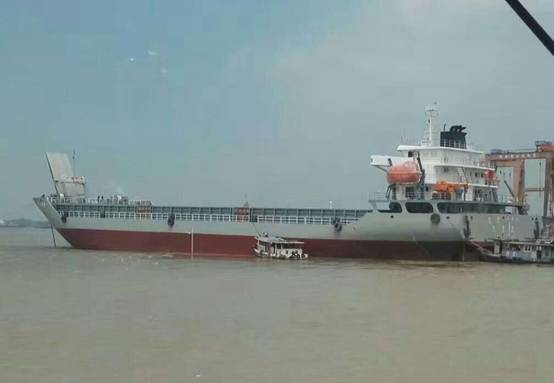107m  MPP LCT Self Propelled Barge 2015 -  270 TEU - DWT 9800 For Sale