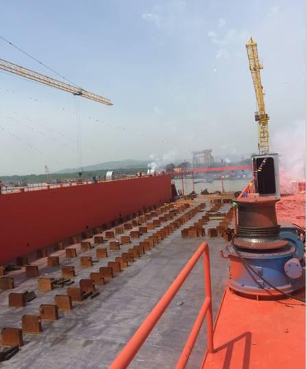 150m Floating Dock 2015 - 5000 TLC - Deck Area 4076 m2 For Sale