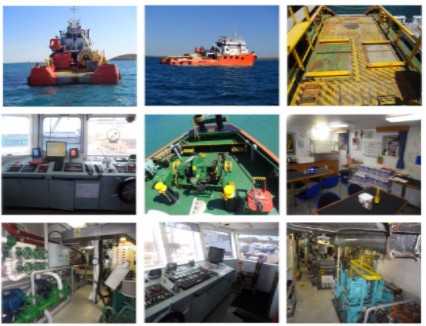 42m Safety Standby Oil Response AHT 2009 - Oil Response Equipped For Sale