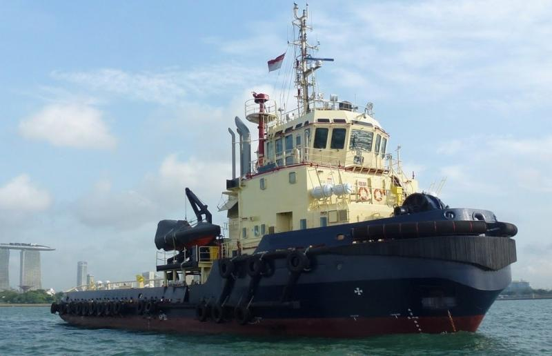 45m Anchor Handling Tug Supply Vessel - BP 81 For Sale