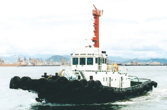 30m Harbor Tug Boat 1994 - Twin Screw For Sale