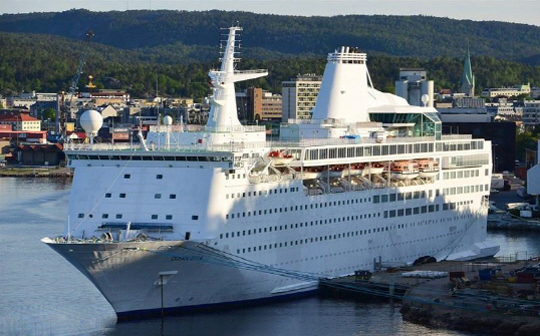 185m Cruise Ship 1982 - 1840 PAX - DWT 4294 For Sale