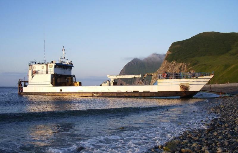 152' x 34' Landing Craft RORO Cargo Passenger For Sale