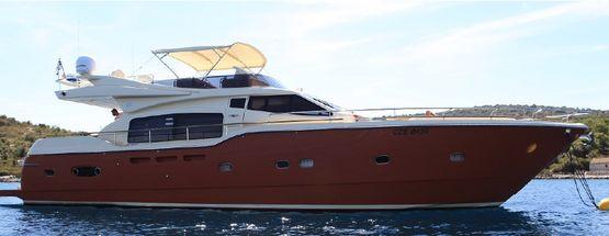 21m Ferretti Altura Motor Yacht 2008 - Luxury Yacht For Sale