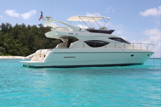 55' Feretti Elite 500 2007 - Luxury Fitted For Sale