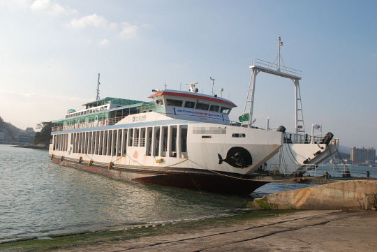 51m LCT Type Car Ferry 2012 - 504 PAX - 47 Cars For Sale
