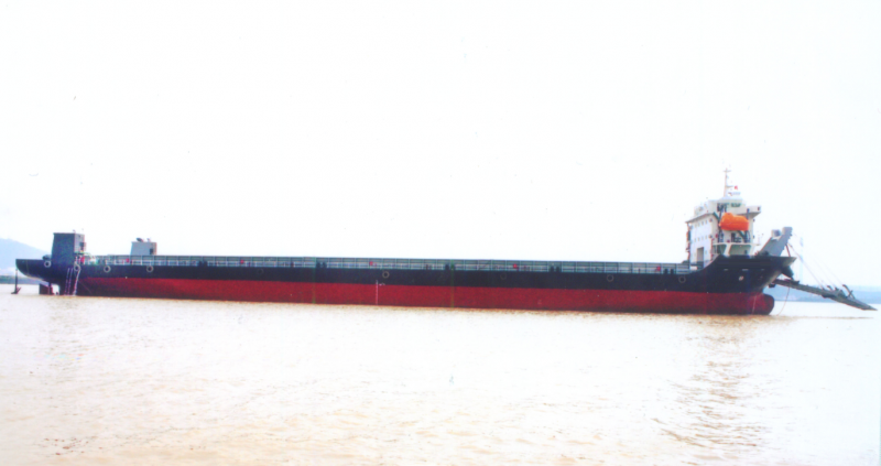 152m LCT Type Self Propelled Barge 2015 - DWT 17166 For Sale