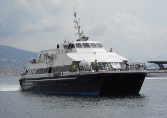 36m Catamaran High Speed Ferry 1999 - 357 PAX For Sale