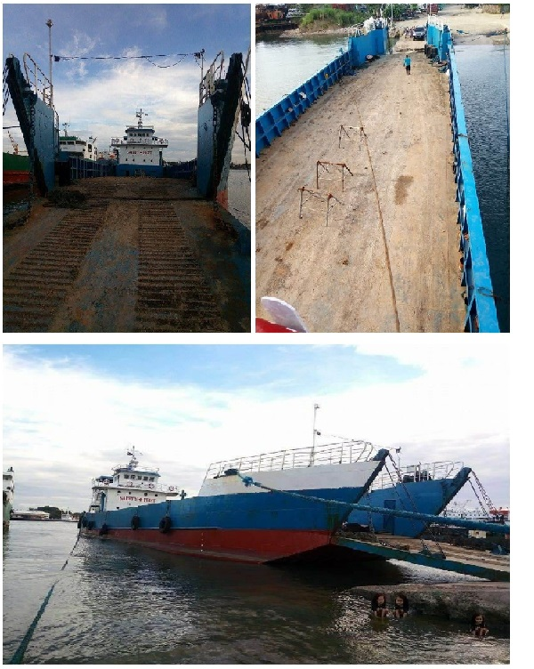 46m Landing Craft Transporter - DWT 450 For Sale