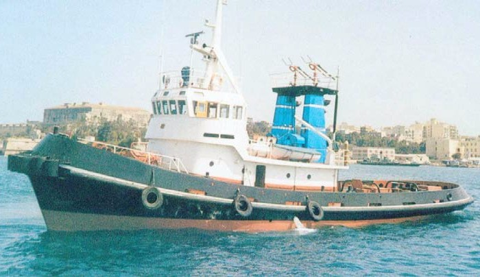 32m Tug Boat 1979 - Single Screw - Accommodates 11 For Sale
