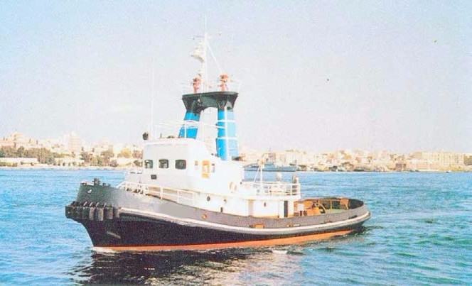 31m Tug Boat 1981 - Single Screw - Accommodates 8 For Sale