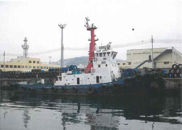 33m Harbor Tug Boat 1986 - Korea Built For Sale