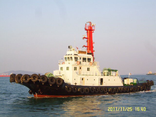 38m Harbor Tug Boat 2011 - Rexpeller X 2 Sets For Sale
