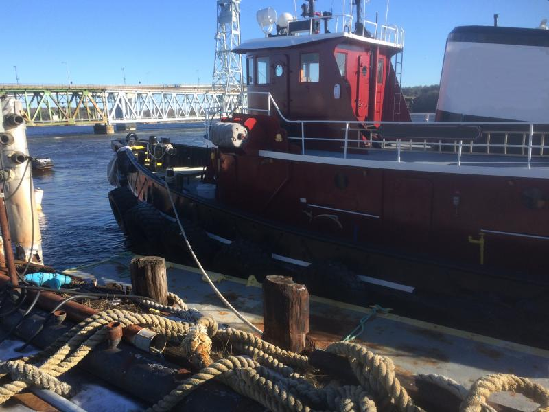102' Model Bow Tug 2850 HP For Sale