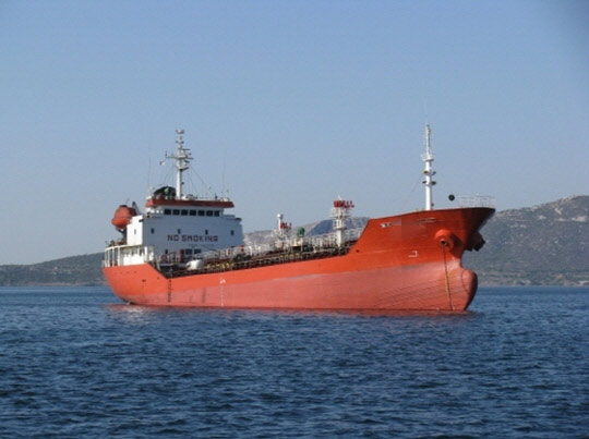 86m Chemical Oil Tanker 1994 - IMO II IMO III - DWT 3465 For Sale