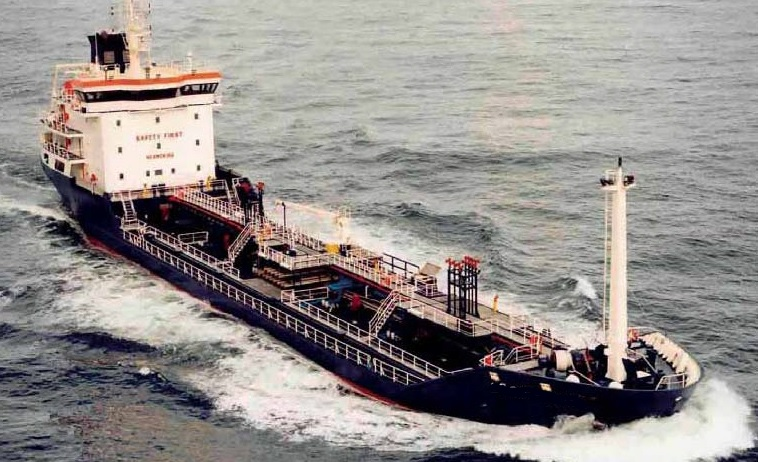 99M Oil Chemical Tanker Built 2003 Turkey - Double Hull - 4692 DWT For Sale