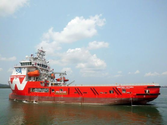 86m PSV 2004 - 2800T Deck Cargo Capacity - DWT 5200 For Sale