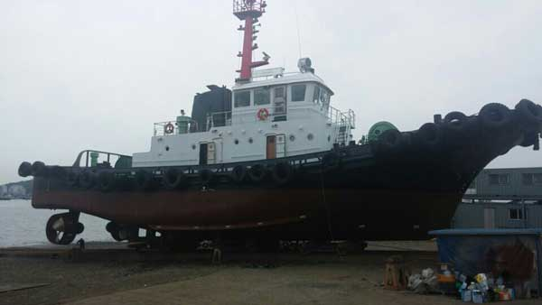 35m Harbor Tug Boat 2001 - Z Peller - Twin Screw For Sale