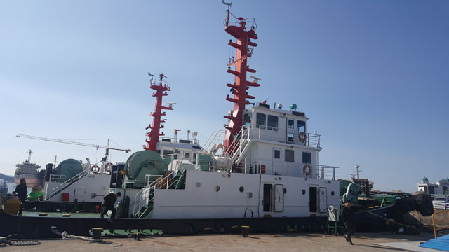 35m Harbor Tug Boat 2007 - Twin Screw For Sale