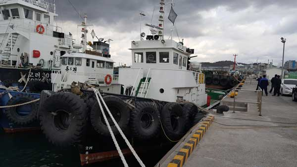 23m Towing Tug Boat 1984 - Japan Built  For Sale