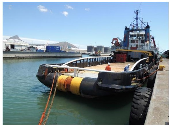 57m Anchor Handling Tug Supply Vessel - BP 55 For Sale