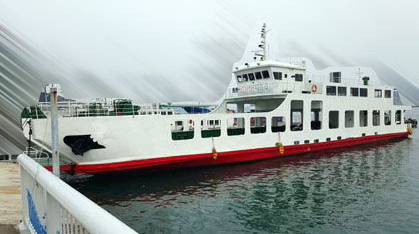 50m RoRo Passenger vessel - 211Pax -30 Cars For Sale