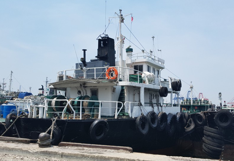 43m Small Product Tanker - DWT 199 For Sale
