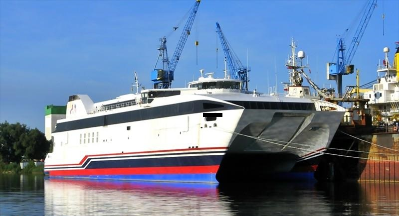 87m High Speed Catamaran RoRo Passenger - 774 Passengers For Sale