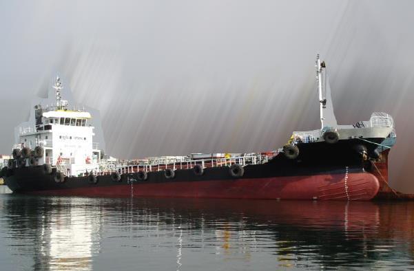60m Oil Product Tanker 2013 Built - DWT 1040 For Sale