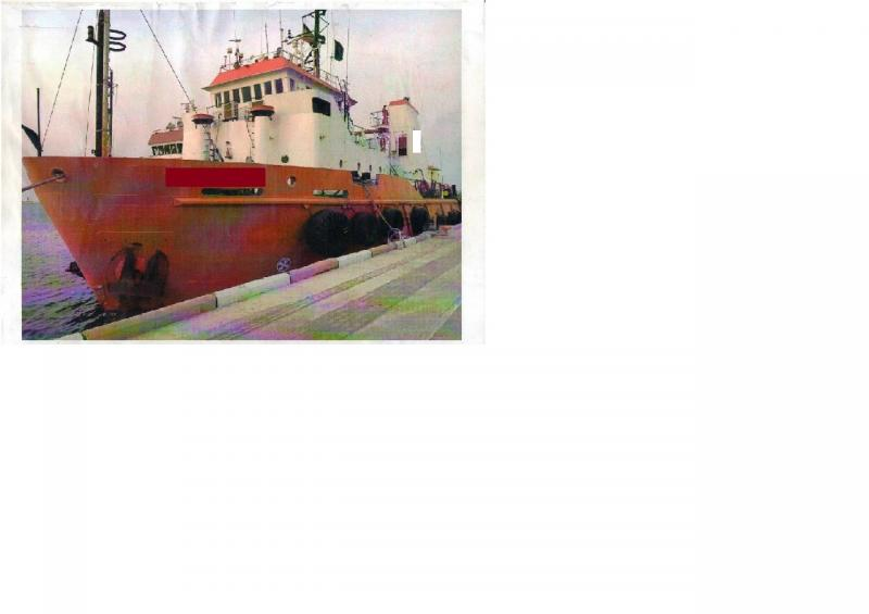 58m Offshore Supply Vessel - DWT 1234 For Sale